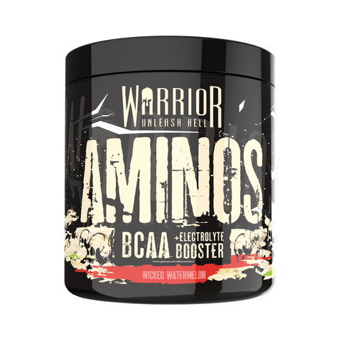 Warrior Aminos 360g Watermelon