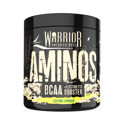Warrior Aminos 360g Lemon