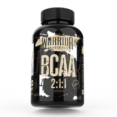 Warrior Core BCAA 2:1:1
