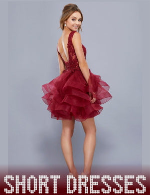 Cheap Short Dresses, Affordable Short Dresses, Alwaysprom