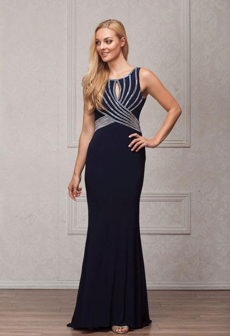 Sleeveless Elegant Evening Dresses AC828-Evening Dresses-alwaysprom.com