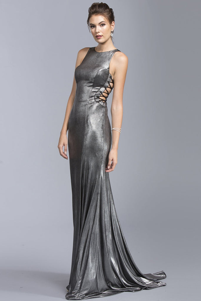 Beautiful Halter Long Gowns APL2006-Prom Dresses-alwaysprom.com