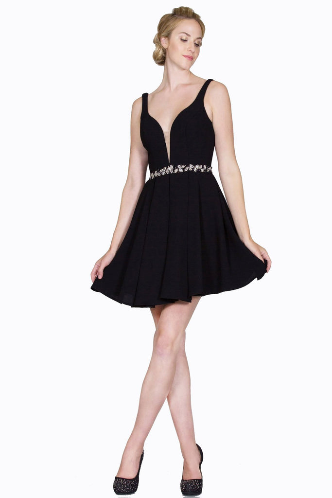 Formal Party Dresses CDCJ803-Cocktail Dresses | Plus size Cocktail Dresses-alwaysprom.com