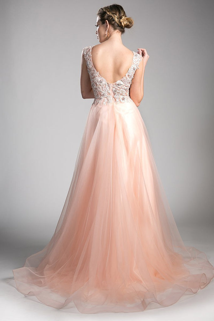 Elegant Beautiful Prom Dresses CDKV1015-Long Dresses-alwaysprom.com