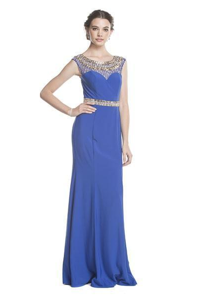 Long Unique Evening Gowns APL1683-Evening Dresses-alwaysprom.com