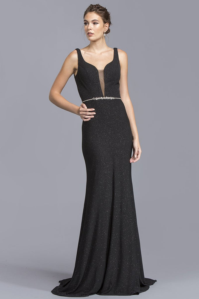 Elegant Sleeveless Beautiful Evening Dresses APL2041-Long Dresses-alwaysprom.com