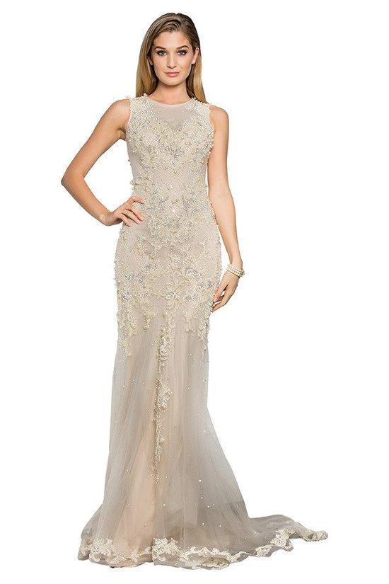 Beautiful Prom Dresses with Pearl Beading GSGL1344-Sale-alwaysprom.com