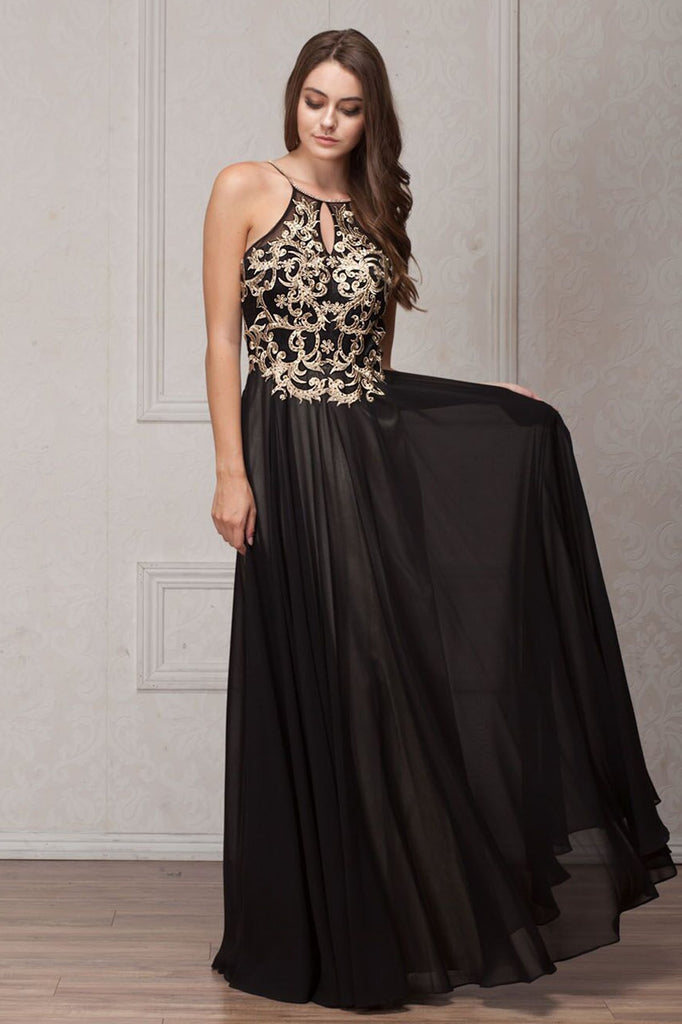 Beautiful Long Formal Evening Gowns AC768-Long Dresses-alwaysprom.com