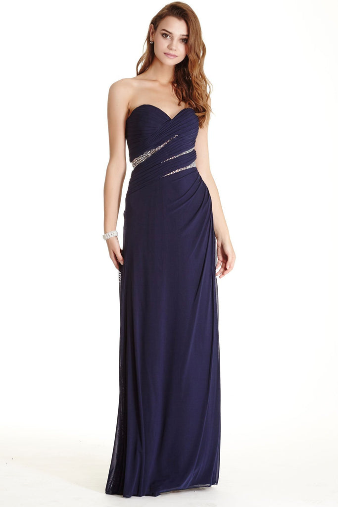 Strapless Celebrity Prom Gowns APL1714-Prom Dresses-alwaysprom.com