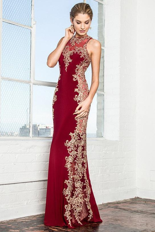 cheap Evening Gowns 2019 GSGL2320-Sale-alwaysprom.com