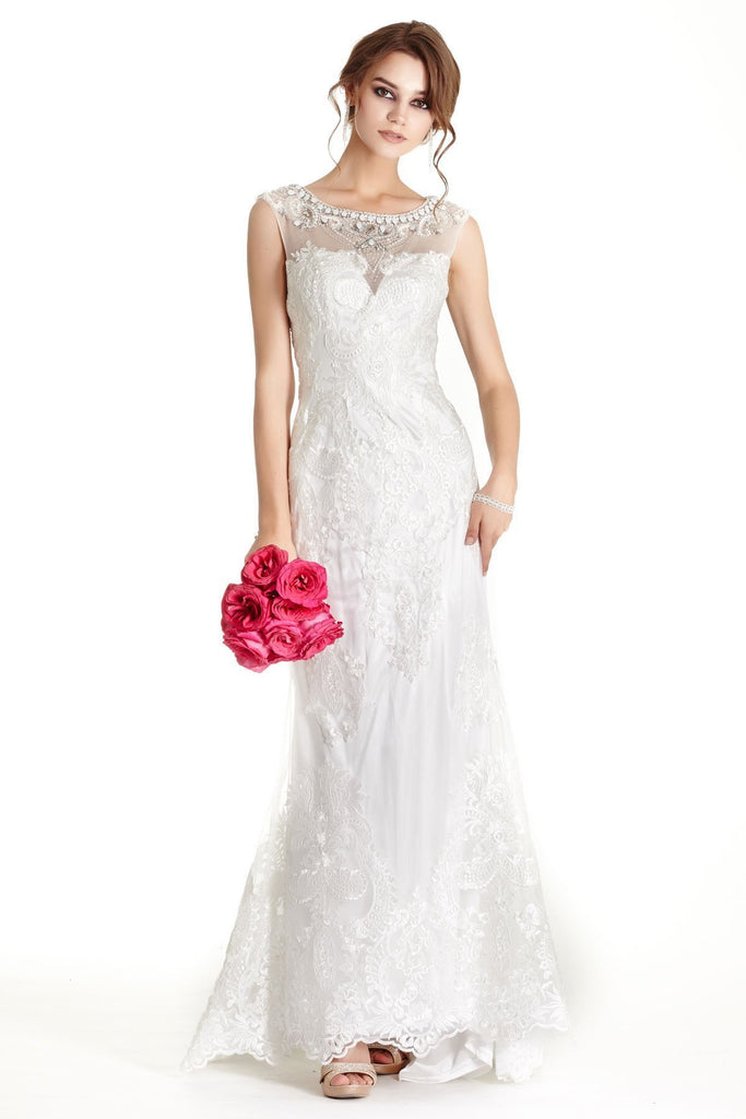 cheap Wedding Gowns APL1870-Wedding Dresses-alwaysprom.com