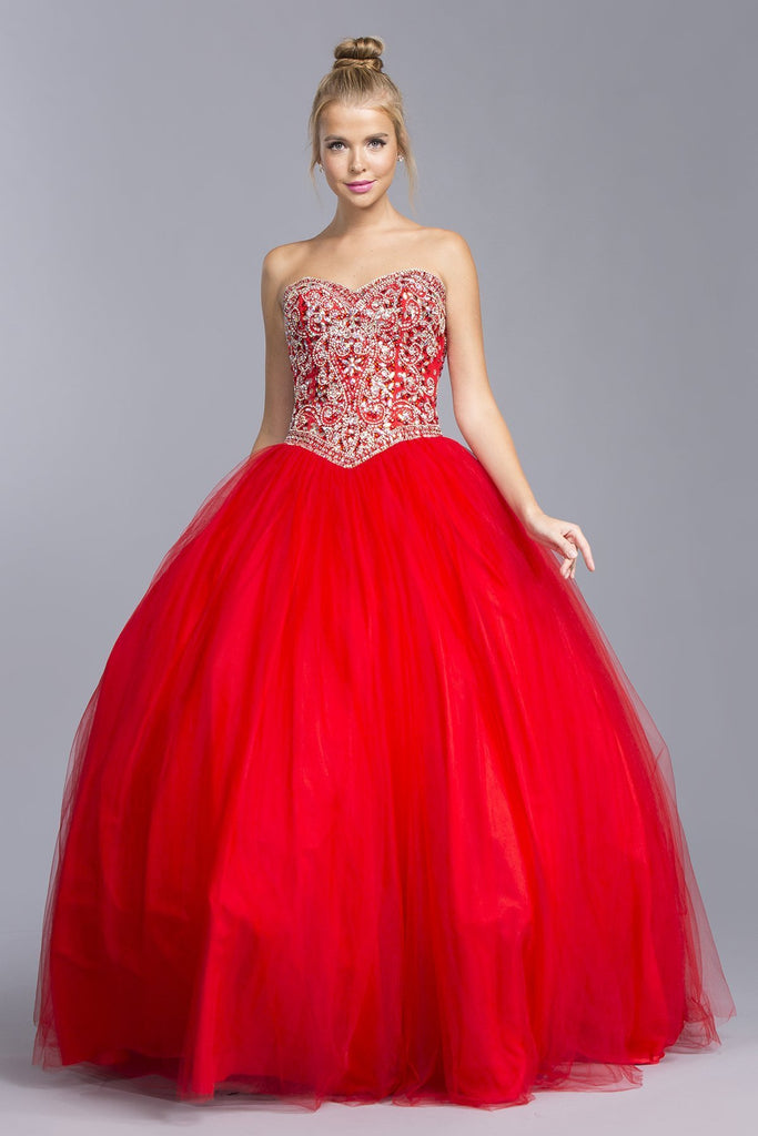 Elegant Long Dresses With Open Back APL1896-Long Dresses-alwaysprom.com