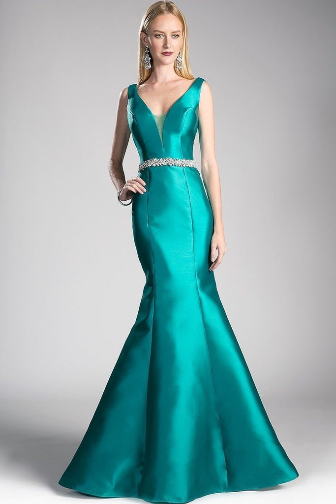 Sleeveless Elegant Dress CDCR807-Prom Dresses-alwaysprom.com
