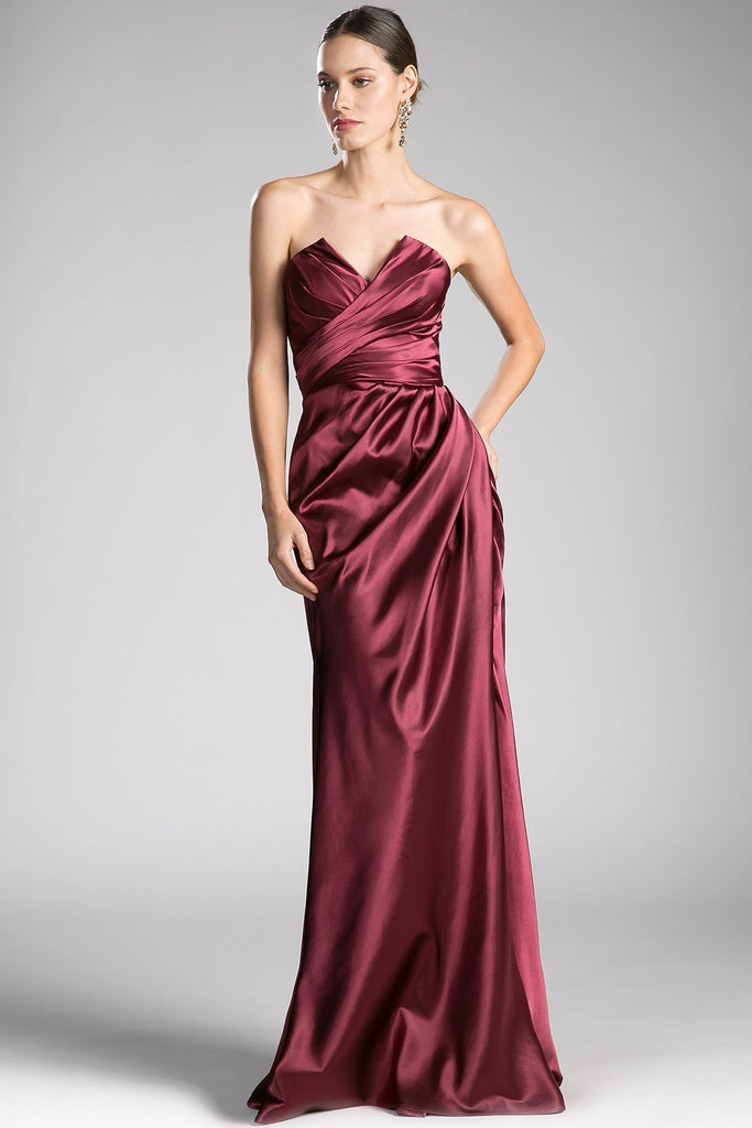 Amazing Long Gowns Without Straps CDCF290-Evening Dresses-alwaysprom.com
