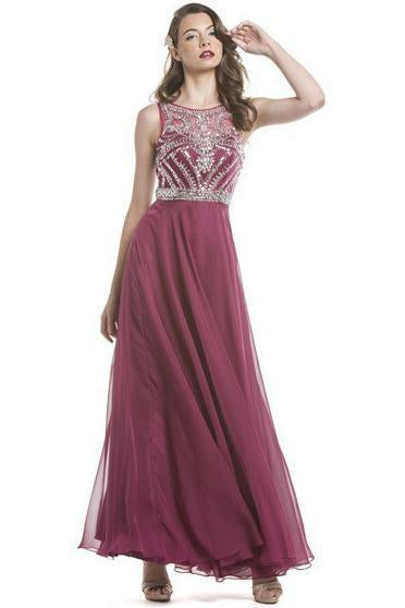 Sleeveless Evening Gowns 2019 APL1421-Evening Dresses-alwaysprom.com