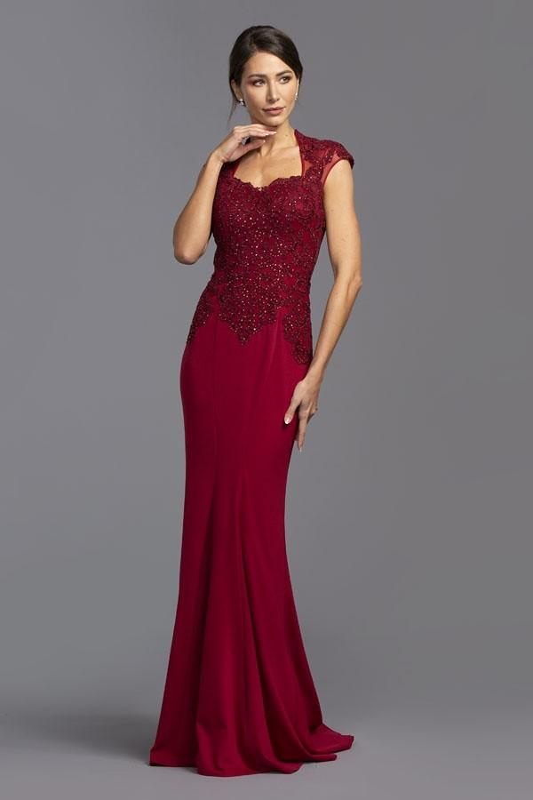 Sweetheart Neckline Sleeveless Mermaid Long Prom Dress APL2220