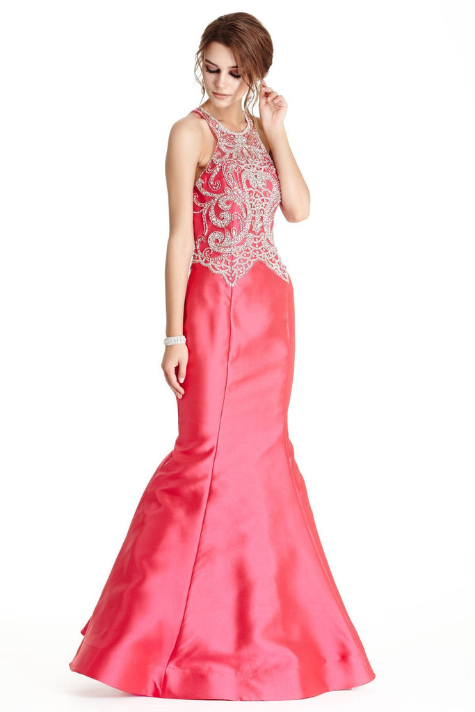 Sleeveless Long Cute Prom Dresses APL1833-Prom Dresses-alwaysprom.com