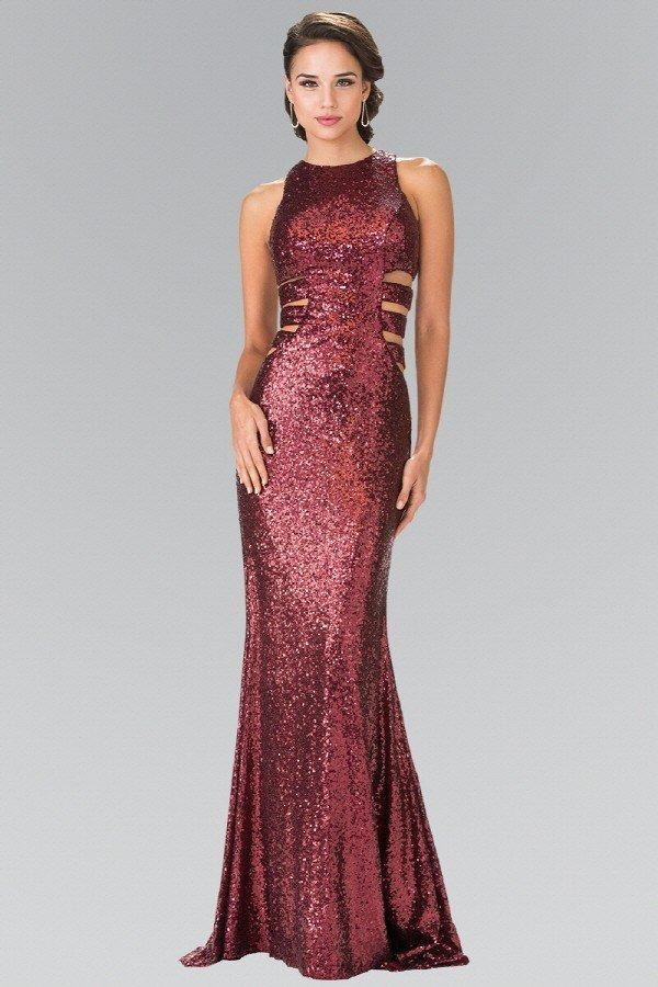 Long Unique Evening Gowns GSGL2299-Sale-alwaysprom.com
