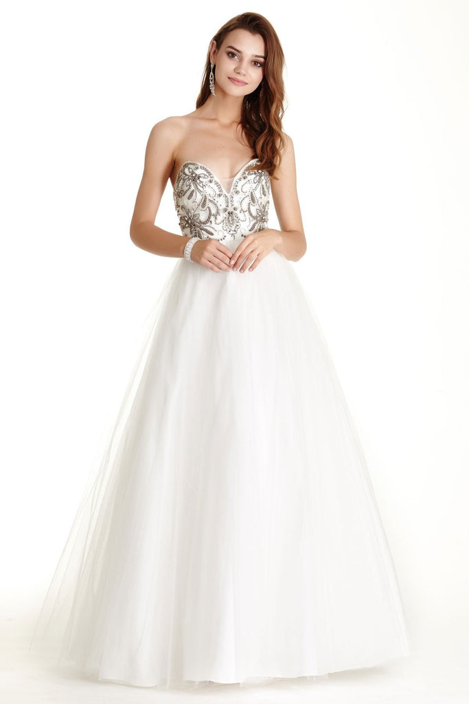 Strapless Beautiful Prom Dresses APL1829-Prom Dresses-alwaysprom.com