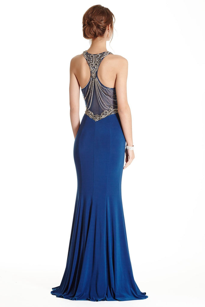 Elegant Evening Dress APL1811-Evening Dresses-smcfashion.com