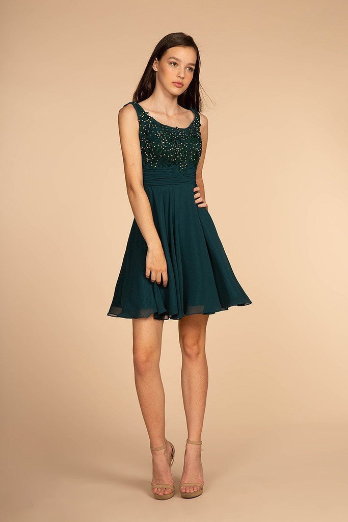 Short Wholesale Best Cocktail Dresses GSGS1612-Cocktail Dresses | Plus size Cocktail Dresses-alwaysprom.com