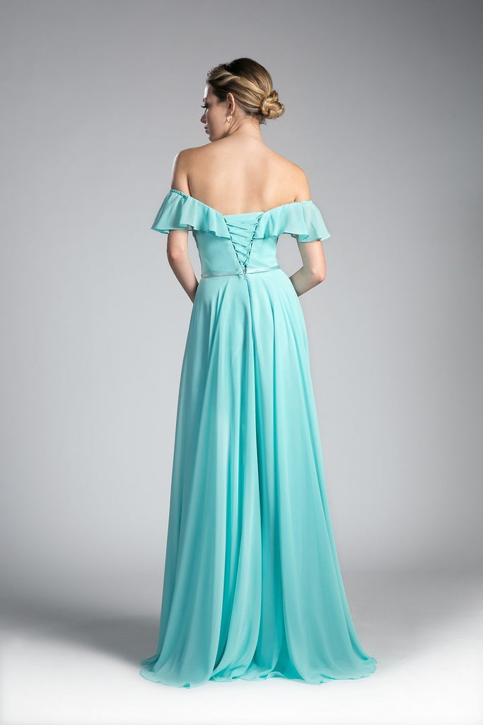 Long Beautiful BRIDSMAID Evening Formal Gown DRESS 2019 CDCJ246-Bridesmaid Dresses |  Bridesmaid Dresses-smcfashion.com