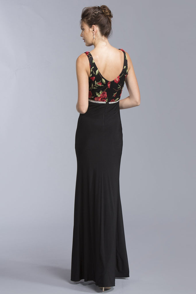 Black Amazing Prom Dress 2