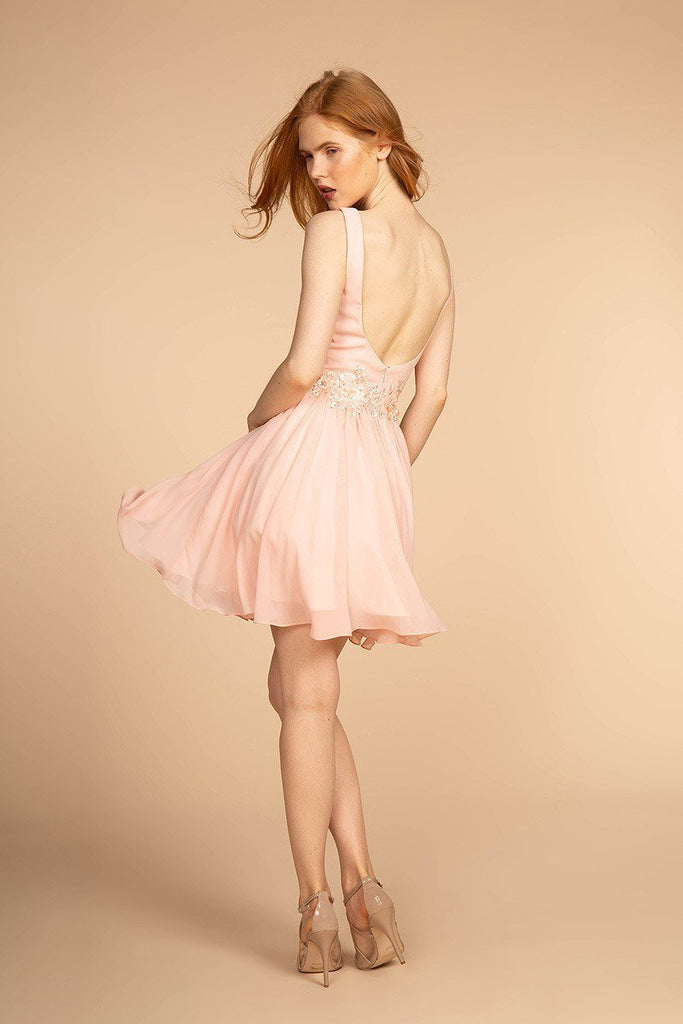 Wholesale Short Short Tight Homecoming Dresses GSGS1617-Homecoming Dresses | alwaysprom.com-alwaysprom.com