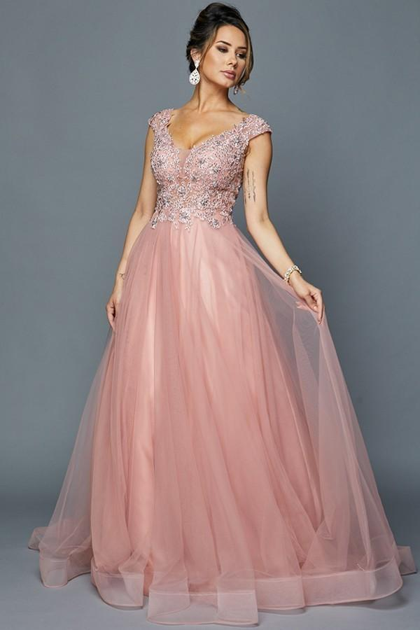 Wholesale Long Celebrity Prom Gowns JT684-Prom Dresses | Alwaysprom.com-Alwaysprom.com
