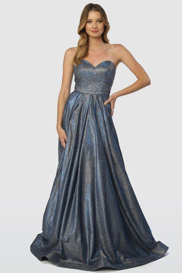NEW Sweetheart Neckline Sleeveless A-Line Long Prom Dress NXT258