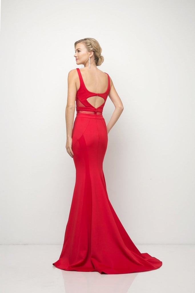 Trendy Wholesale Open Back Bridsmaid Formal Dress 2019 CDUM074-Bridesmaid Dresses | wholesale Bridesmaid Dresses-alwaysprom.com