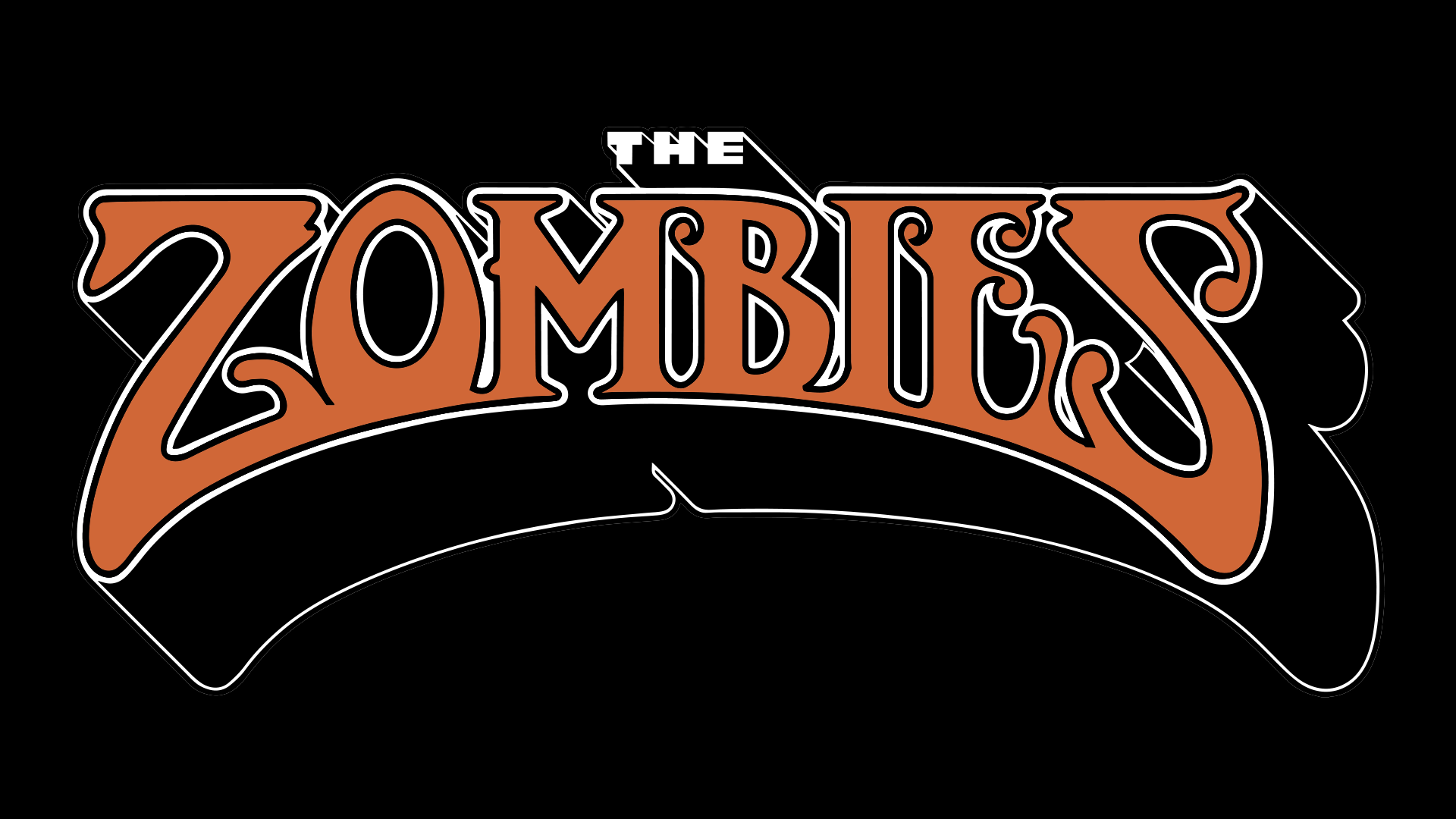 The Zombies Zoom Background
