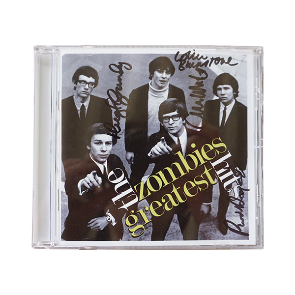 Signed Greatest Hits CD