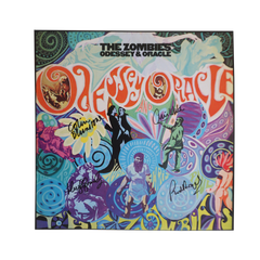 Signed Odessey and Oracle LP (Vinyl)