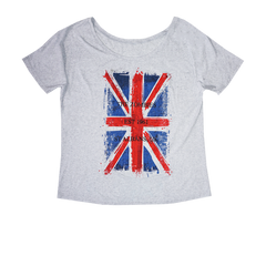 Ladies Union Jack Tee