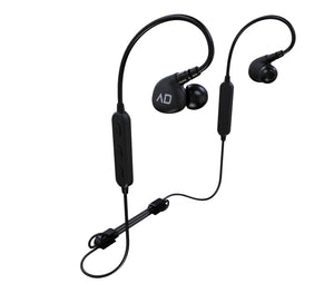 Alpha & Delta D2W Bluetooth Sports Earphones