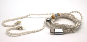 2pin 8 Core SPC mark 2 cable Type-C/Lightning