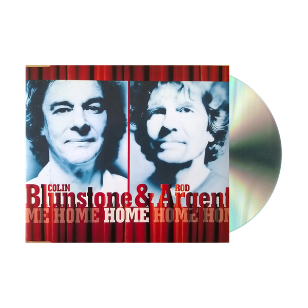 Colin Blunstone & Rod Argent Home CD
