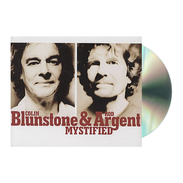Mystified (feat. Colin Blunstone & Rod Argent) CD