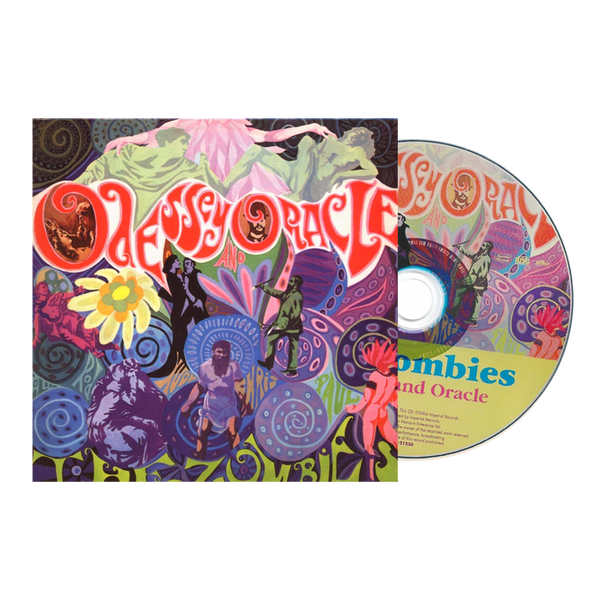 Odessey and Oracle CD