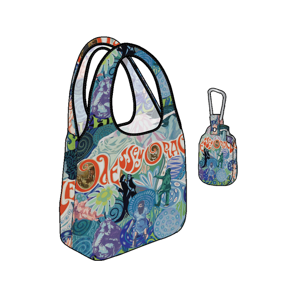 Odessey and Oracle Reusable Shopping Bag