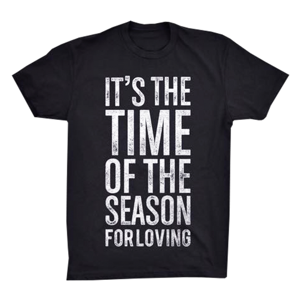 Time of the Season Lyric T-Shirt