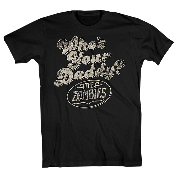 Distressed Who's Your Daddy Tee