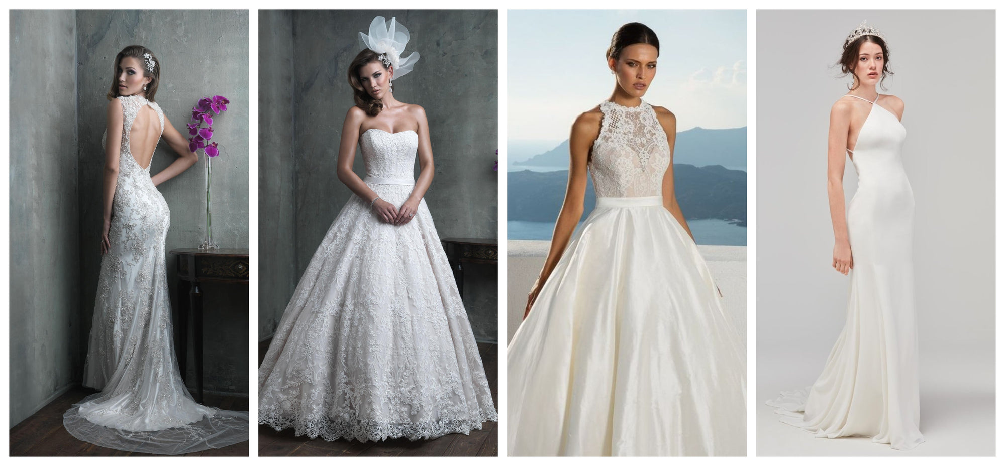 What's the Deal with Sample Wedding Gowns?