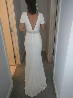 BHLDN Badgley Mischka Alice Gown