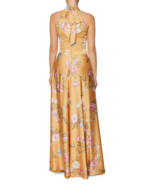 Laundry by Shelli Segal Floral Print - Yellow Multi
