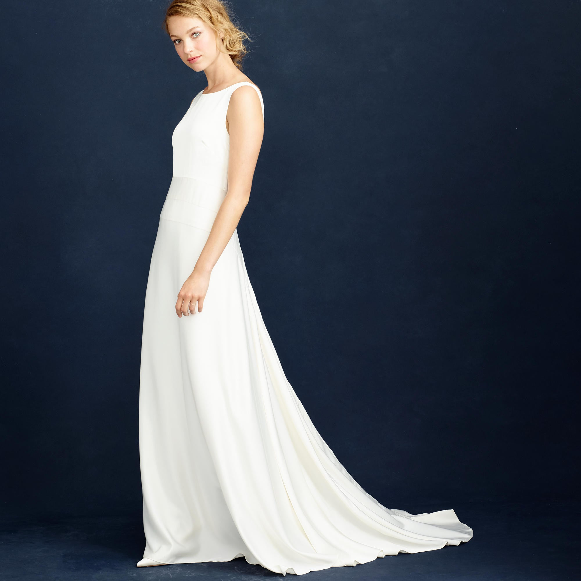 J. Crew Percy Wedding Gown