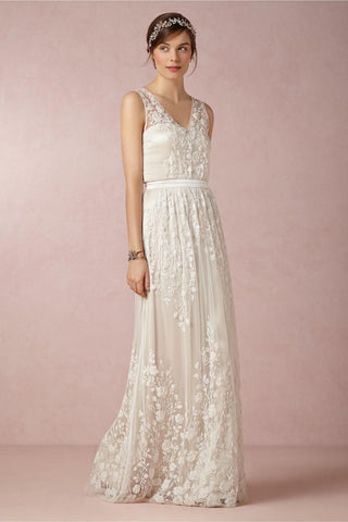 BHLDN Catherine Deane Sian Gown