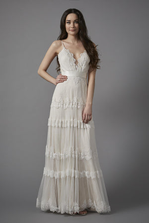 BHLDN Catherine Deane Jayme Gown