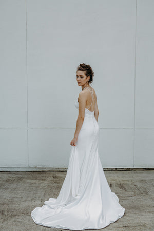 BHLDN Whispers & Echoes Loretta Gown